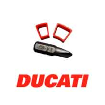 Ducati Distanzhalter Wireless Gasgriff