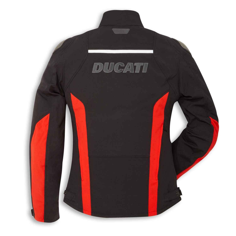 Damen Ducati Corse Jacke Tex C4 Gr.48
